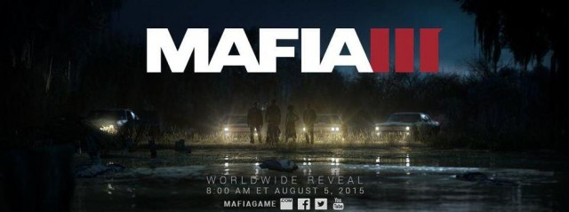 Time to Suit Up. Mafia 3 is on the way...