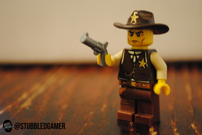 Walking Dead Lego