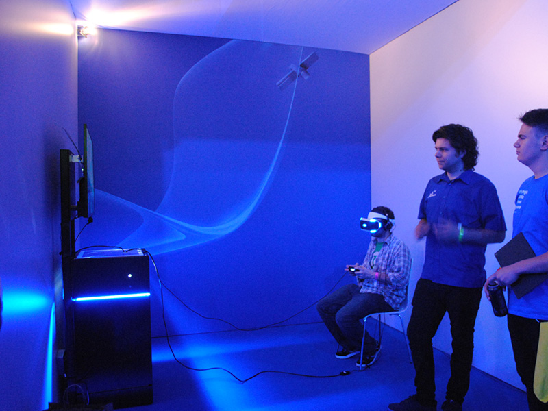 Virtual becoming Reality, with PlayStation VR (3/3)