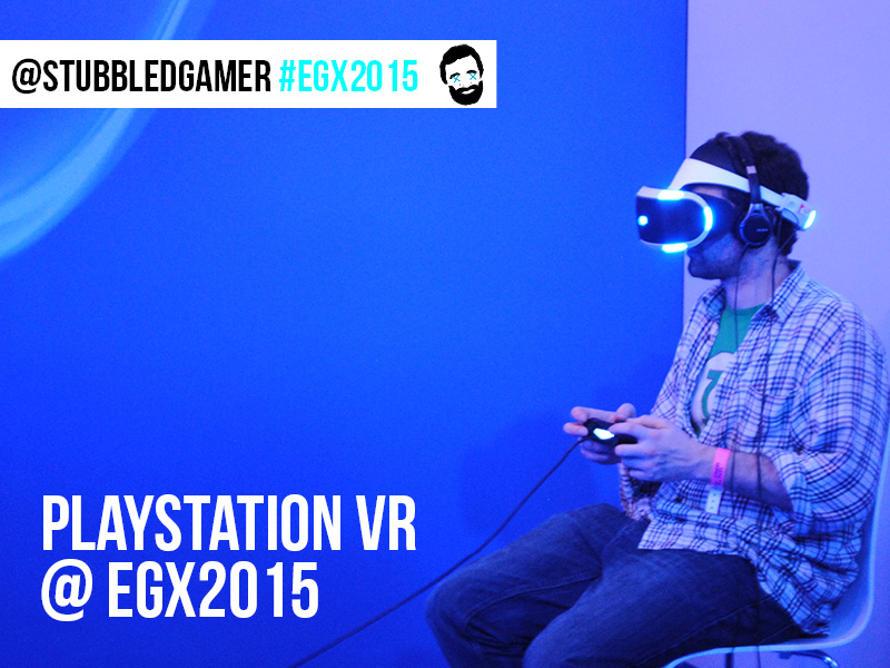 Virtual becoming Reality, with PlayStation VR (1/3)